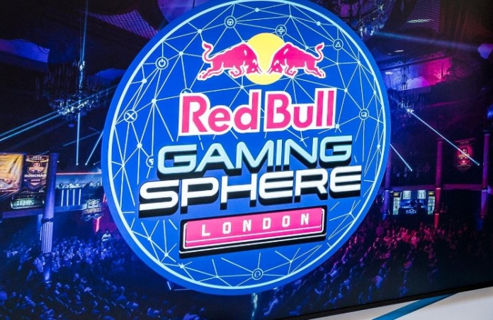 Red Bull Gaming Sphere, the largest public esports studio in the UK, launches in London