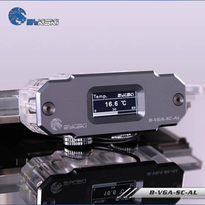 Bykski B-VGA-SC-AL body