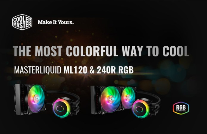 Cooler Master ML120 ML240 RGB Feature