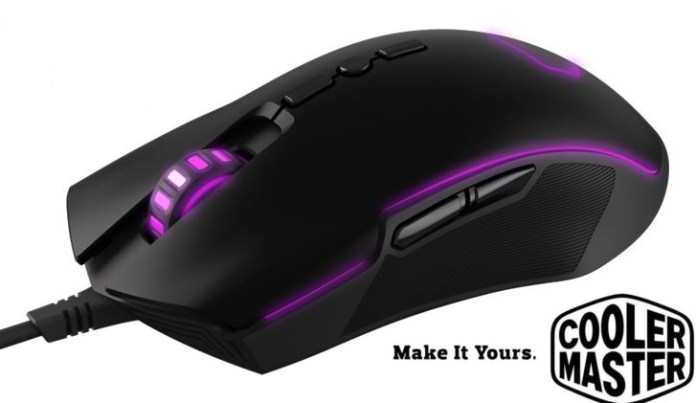 Cooler Master CM310 Mouse Review