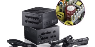 NZXT E850 PSU Feature