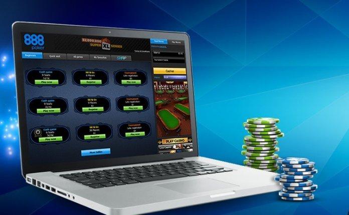 888poker Net