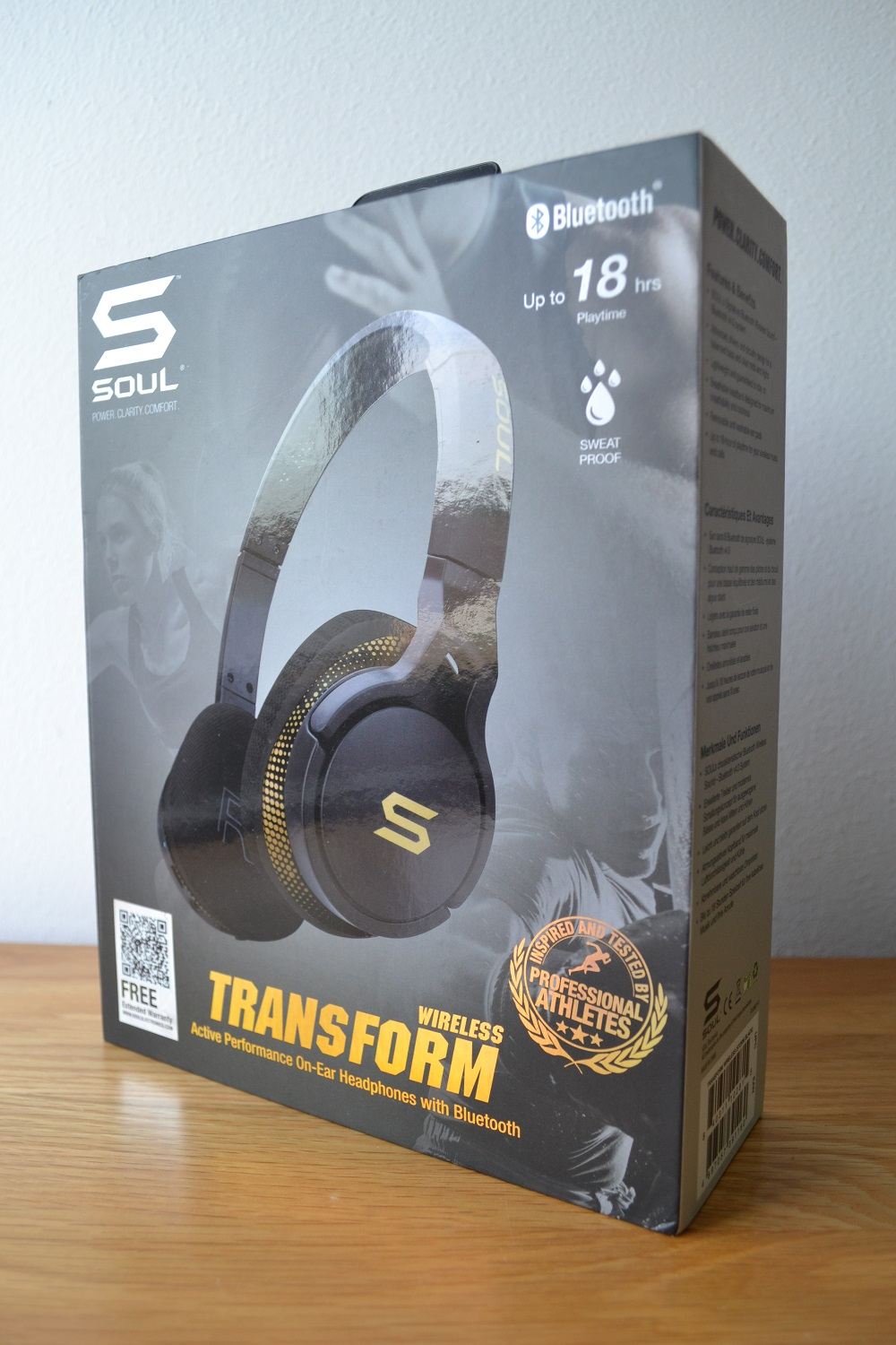 Soul Transform Wireless Bluetooth Headphone Review