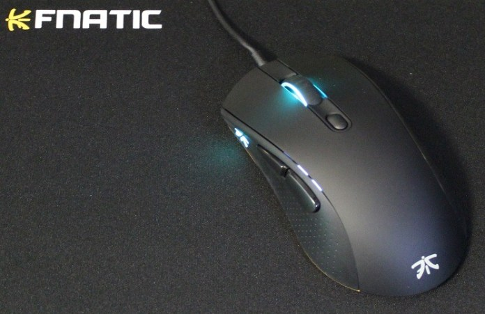 Fnatic Flick 2 Gaming Mouse Review