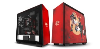 NZXT H700 Fallout Nuka Cola PC Case