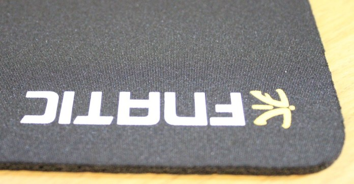 fnatic focus 2 cloth close up