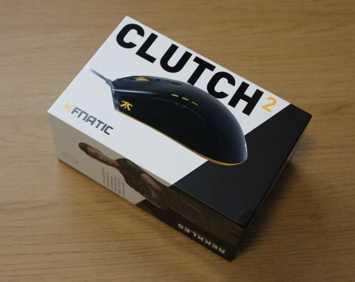 Fnatic Clutch 2 box top