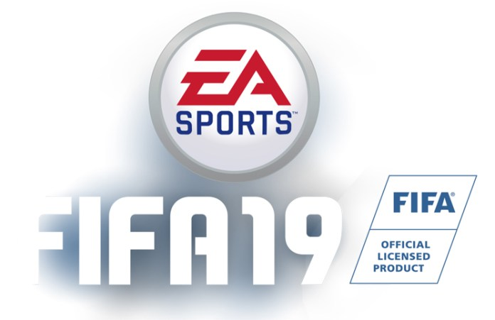 Game Fifa 19 Logo Feature