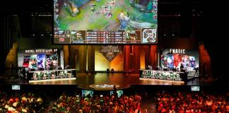 Legalized esports gambling