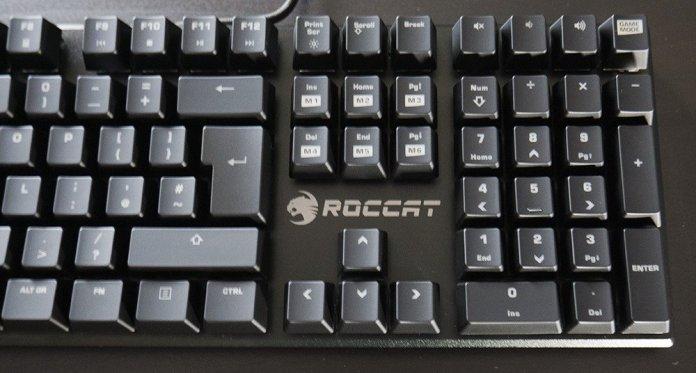 ROCCAT SUORA FX RGB Keyboard Main 3