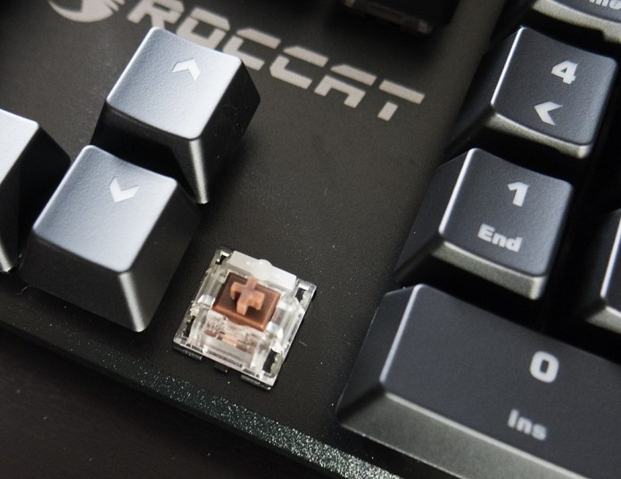 ROCCAT SUORA FX RGB Keyboard Switches