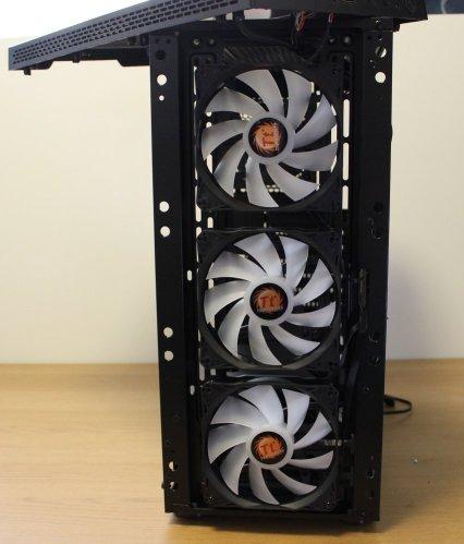 TT V200 TG RGB front fans