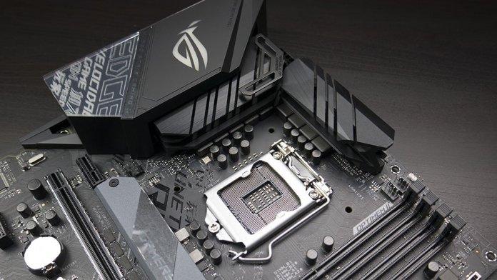 ASUS ROG STRIX Z390-E Gaming Motherboard PCB