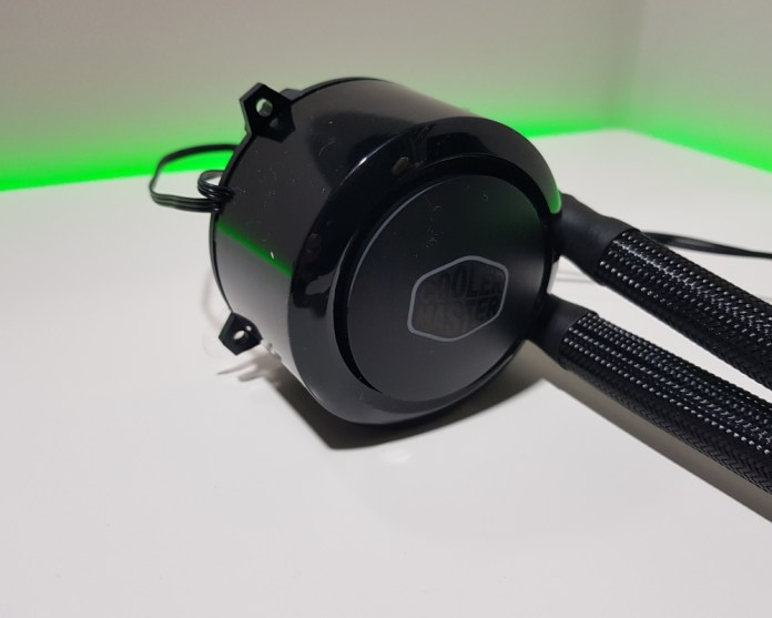 CM ML120R RGB Pump Block