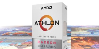 AMD Athlon with Vega AM4