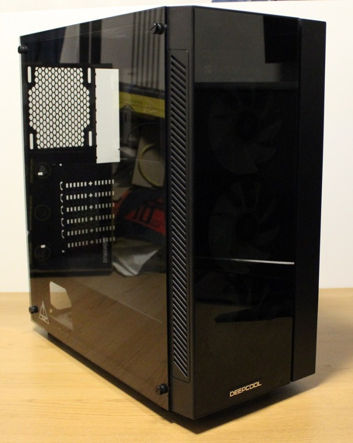 Deepcool Matrexx 55 Add RGB case