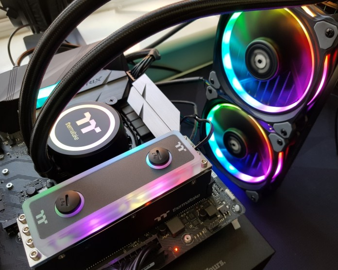 Thermaltake WaterRam 2