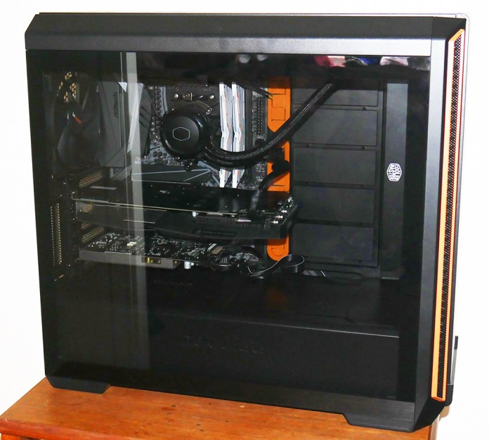 be quiet Silent Base 601 System Build