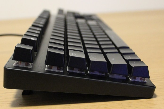 drevo tyrfing v2 keyboard side profile