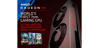 AMD Radeon VII Overclockers UK Feature