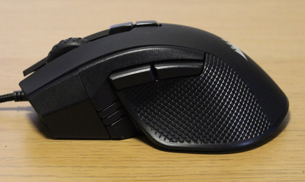 Corsair Ironclaw RGB MMO/FPS Gaming Mouse Review | Play3r