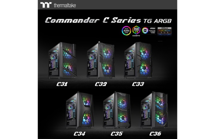 Thermaltake New Commander C Series_ 1 Feature
