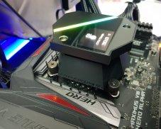Best 360mm AIO CPU coolers 2019: Asus ROG Ryujin 360 pump