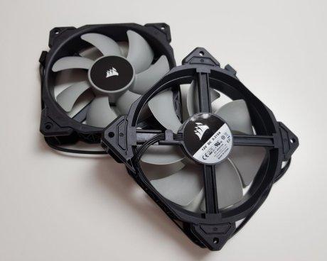 Best 360mm AIO CPU coolers 2019: Corsair H150i Pro Fans