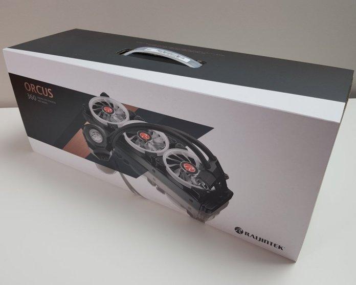 Raijintek Orcus 360 box