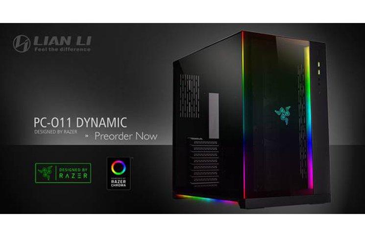 LIANLI PC-O11 Dynamic Razer Edition Now Available for Pre