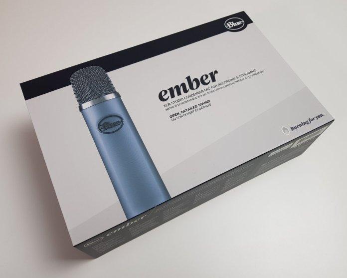 Blue Ember XLR box