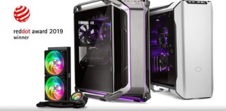 Cooler Master Red Dot 2019