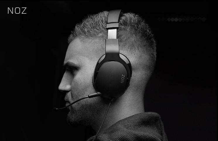 ROCCAT Noz Lightweight Headset Pre-Release Available Now