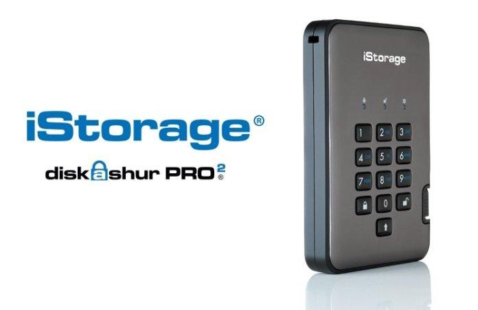 iStorage diskAshur PRO2 USB 3.1 Ultra Secure HDD Review