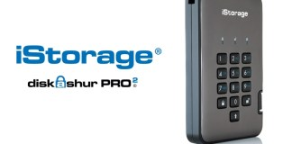 iStorage diskAshur Pro2 feature