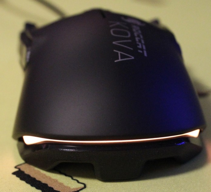 roccat kova aimo rear LED