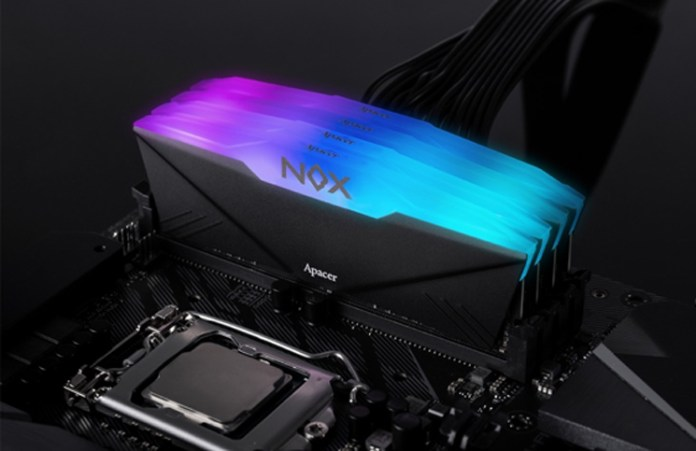 Apacer NOX RGB DDR4 Gaming Memory Feature