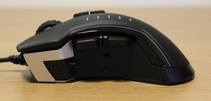Corsair Glaive RGB Pro Left no grip