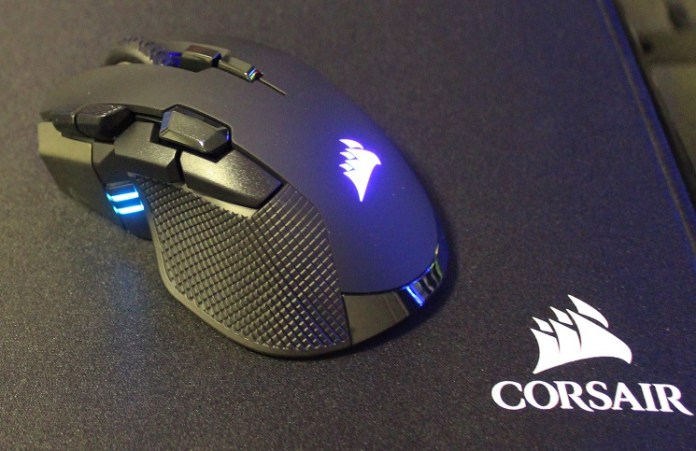 Corsair Ironclaw RGB Wireless Mouse Review