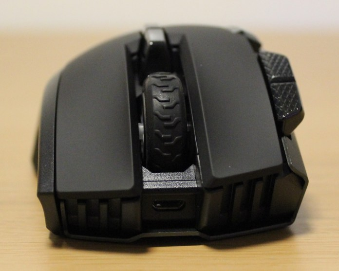 Corsair Ironclaw RGB Wireless front