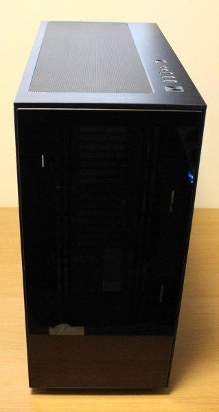 Deepcool Matrexx 70 case front