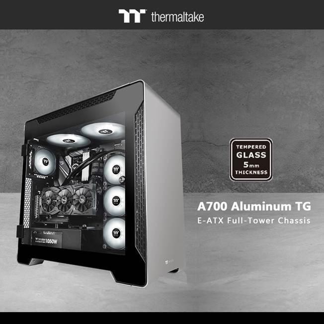 Thermaltake A700 Aluminium TG