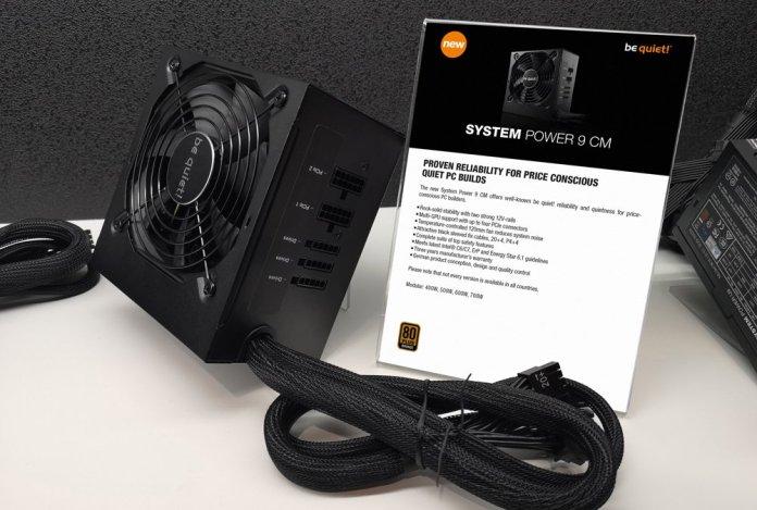 bequiet Computex 2019 SYSTEM_POWER_9_CM