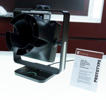 Noctua Computex 2019 Desk Fan