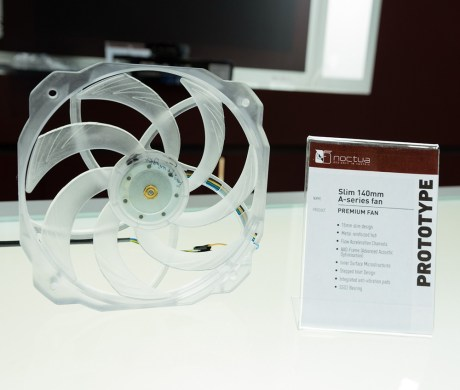 Noctua Computex 2019 Slim 140mm Fan
