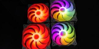 SilentiumPC Stella HP RGB PWM Feature