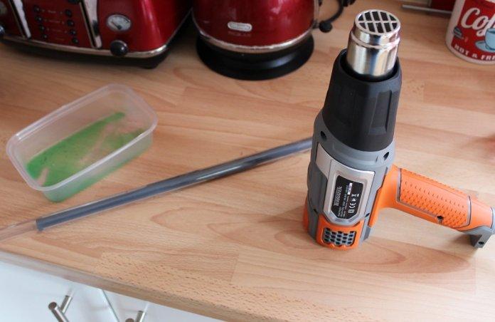 tube bending prep