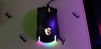 MSI Clutch GM50 Gaming Mouse Featured Image