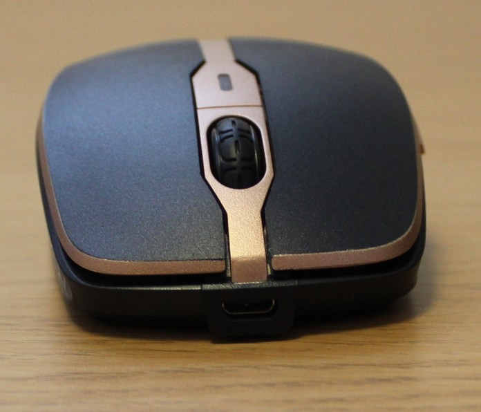 Cherry DW9000 Slim mouse front