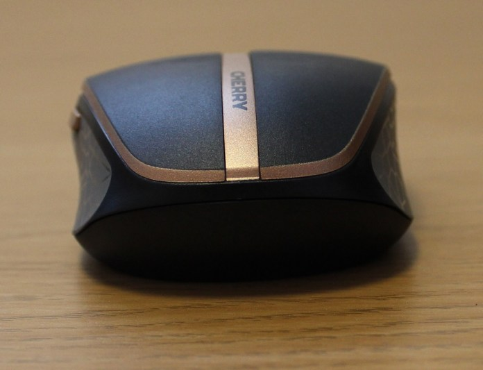 Cherry DW9000 Slim mouse rear